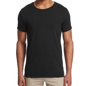 BOSS Troy T shirt Black